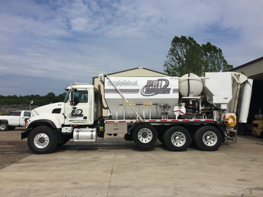 middle TN with mobile mix concrete